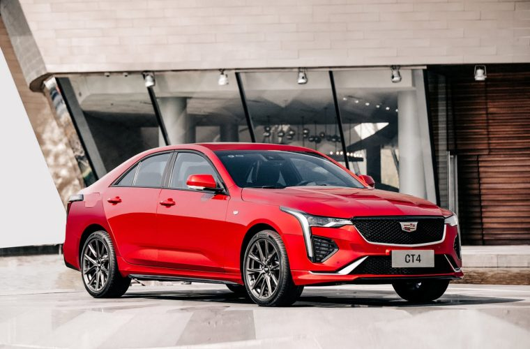 Cadillac CT4 Sales Account For 13 Percent Segment Share During Q4 2020