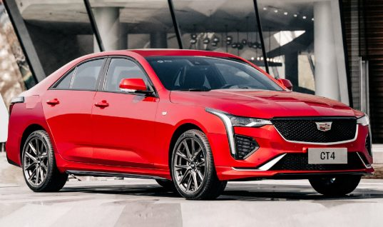 Cadillac CT4 Discount Takes Up To $2,250 Off Price In May 2021