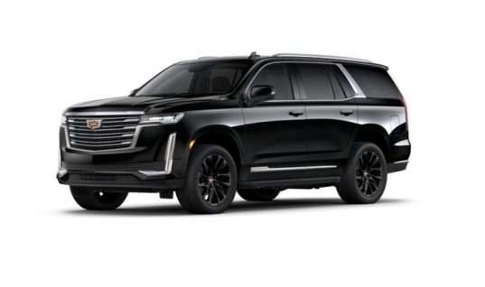 2021 Cadillac Escalade Onyx Package Is Not Available To Order