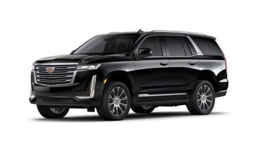 2021 Cadillac Escalade Is Available With These 22-Inch Wheels Again