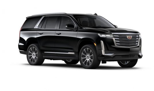 These Two 2021 Cadillac Escalade 22-Inch Wheels Are Now Unavailable To Order