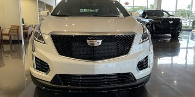 Cadillac XT5 Incentive Takes Up To $5,000 Off During April 2021
