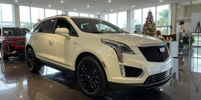 Cadillac XT5 Discount Takes $1,500 Off Price In September 2021