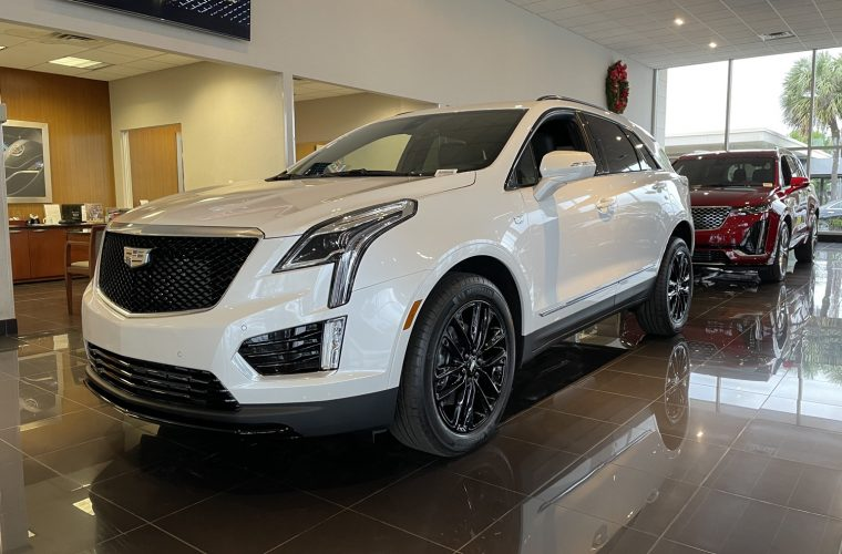 Cadillac XT5 Incentive Takes $5,000 Off During March 2021