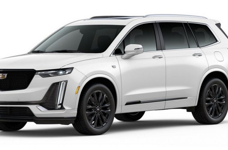 2021 Cadillac XT6 Now Available With Onyx Package
