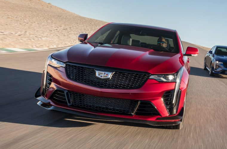 Cadillac Blackwing Models To Have A Surprise During Ignition Procedure