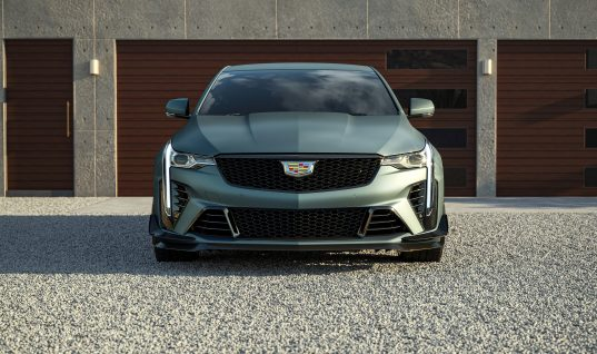 Name Change For This One Cadillac CT4-V Blackwing, CT5-Blackwing Paint Option