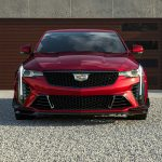 2022 Cadillac CT4-V Blackwing in Infrared Tintcoat