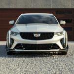 2022 Cadillac CT4-V Blackwing in Rift Metallic