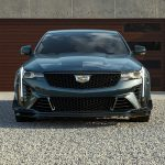 2022 Cadillac CT4-V Blackwing in Shadow Metallic