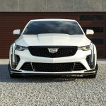 2022 Cadillac CT4-V Blackwing in Summit White