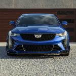2022 Cadillac CT4-V Blackwing in Wave Metallic
