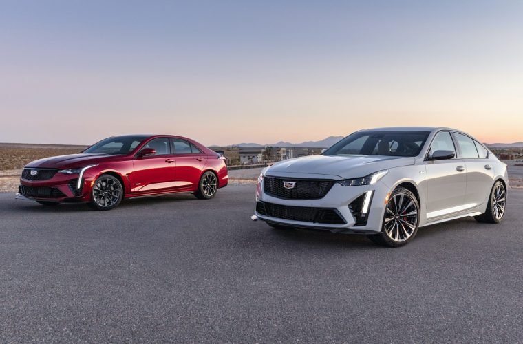 Here's Why Cadillac Blackwing Models Do Not Have Hood Air Extractors