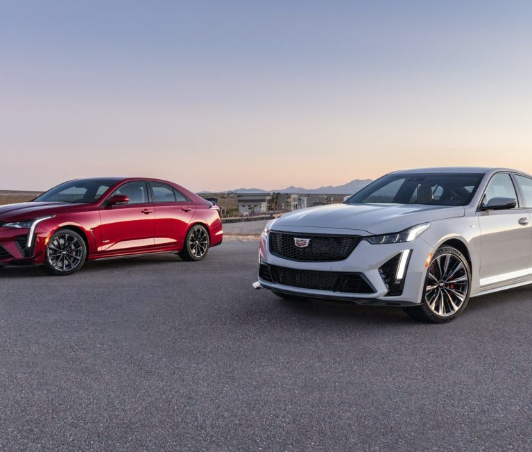 Cadillac Knows When V-Series Owners Take Their Cars To The Track