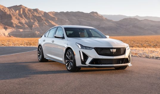 Cadillac CT5-V Blackwing Pre-Orders Sold Out In Three Minutes
