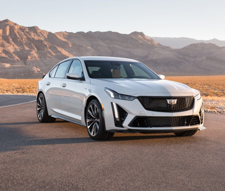 Here's Why The Cadillac CT5-V Blackwing Does Not Use LT5 V8 Engine