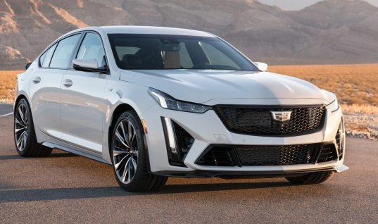 Cadillac Blackwing Sedans Available In Cadillac Live Studio