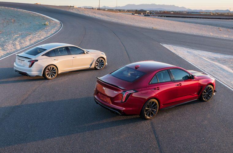 2022 Cadillac CT4-V Blackwing, CT5-V Blackwing Get Standard Brembo Brakes