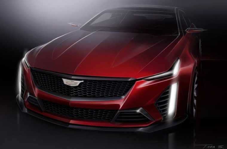 Easter Eggs, Design Inspiration Revealed For Cadillac Blackwing Sedans