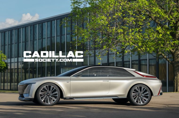 Check Out Our Rendering Of An Imaginary Cadillac Lyriq Coupe