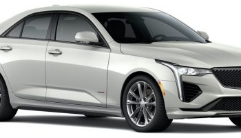 Here's The 2021 Cadillac CT4-V Rift Metallic Color Option