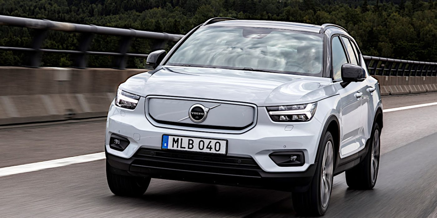 Volvo Going Fully Electric By 2030, Rivaling Cadillac EV Strategy
