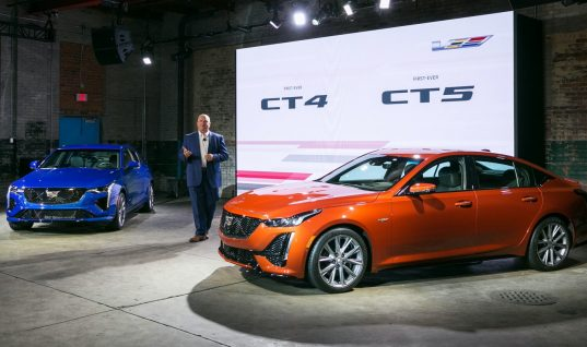 Cadillac CT4, CT5 To Resume Production On August 9th In Michigan
