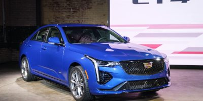 Cadillac CT4 Rebate Takes Up To $3,500 Off In April 2021