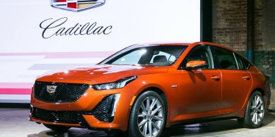 Cadillac CT5 Rebate Takes Up To $3,500 Off Price In April 2021