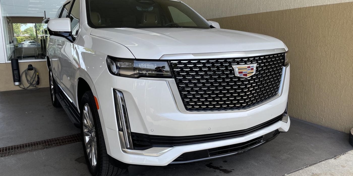 Cadillac Escalade One Of America's Fastest-Selling Vehicles In September