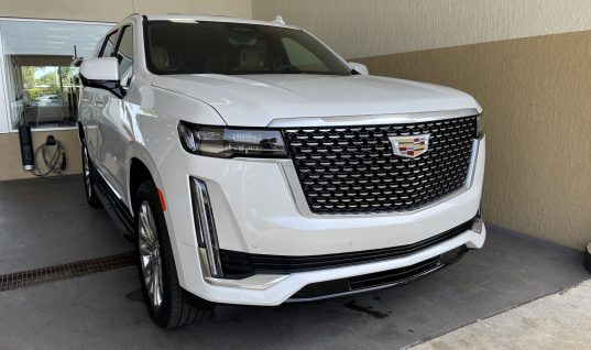 2021 Cadillac Escalade Won't Have Engine Auto Stop-Start Anymore