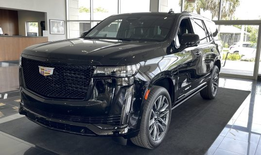 Cadillac Escalade Discount Offers Non-Existent In May 2021