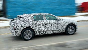 Cadillac Lyriq Begins Real-World Testing: Photos