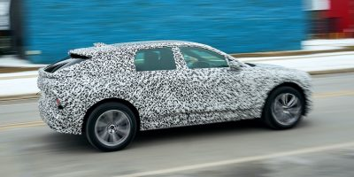 Cadillac Lyriq Begins Real-World Testing: Photos