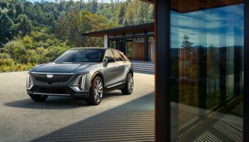 2023 Cadillac Lyriq Human-Machine Interface Developed Using Altia