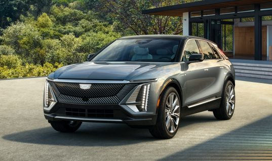 2023 Cadillac Lyriq Revealed In Production Form