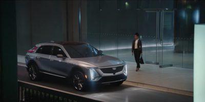 2023 Cadillac Lyriq Lighting The Way Forward In New Ad: Video