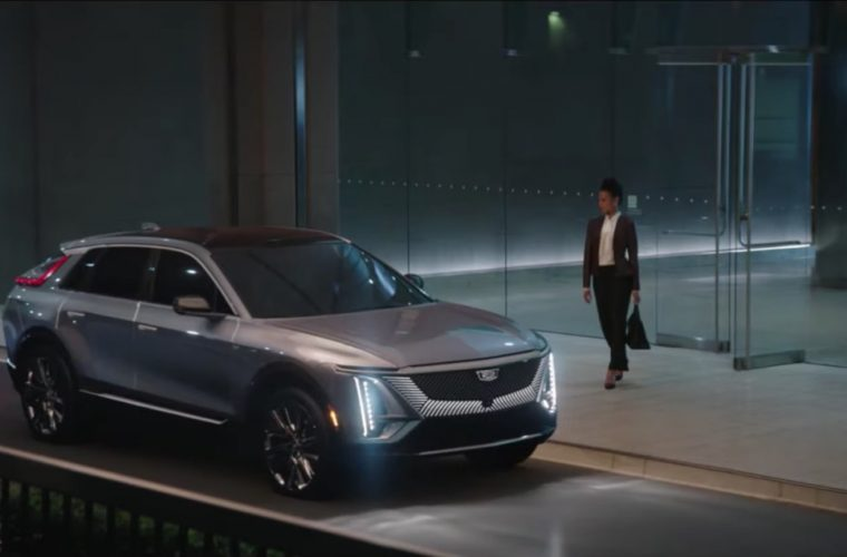 2023 Cadillac Lyriq Lighting The Way Forward In New Ad: Video