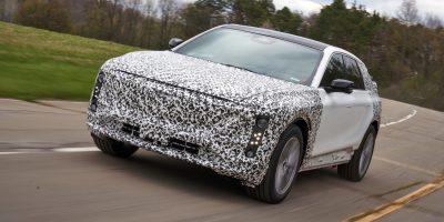 Virtual Testing Was Part Of Cadillac Lyriq Development