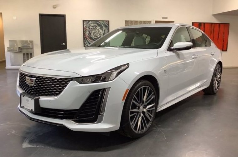 Cadillac CT5 Discount Takes $1,500 Off Price In June 2021
