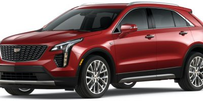 2021 Cadillac XT4 Gets New Infrared Tintcoat Color Option