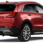 2021 Cadillac XT4 in Infrared Tintcoat