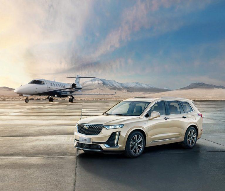 2021 Cadillac XT6 Premium Luxury Gains Tech Updates In China
