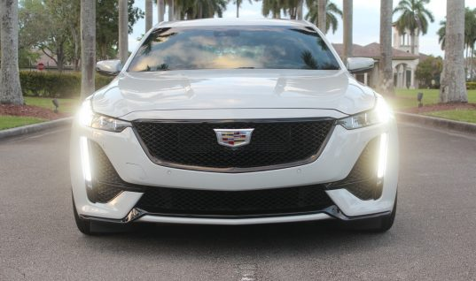 Cadillac CT5 Discount Offers 0.9 APR Plus $500 Off In August 2021