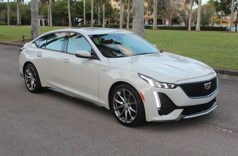 Cadillac CT5 Sales Down 5 Percent To 2,451 Units During Q2 2021