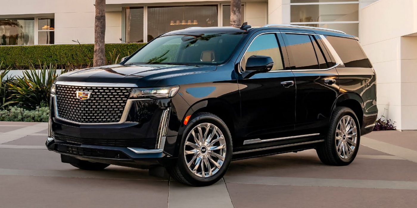 2022 Cadillac Escalade To Start Production In Early October