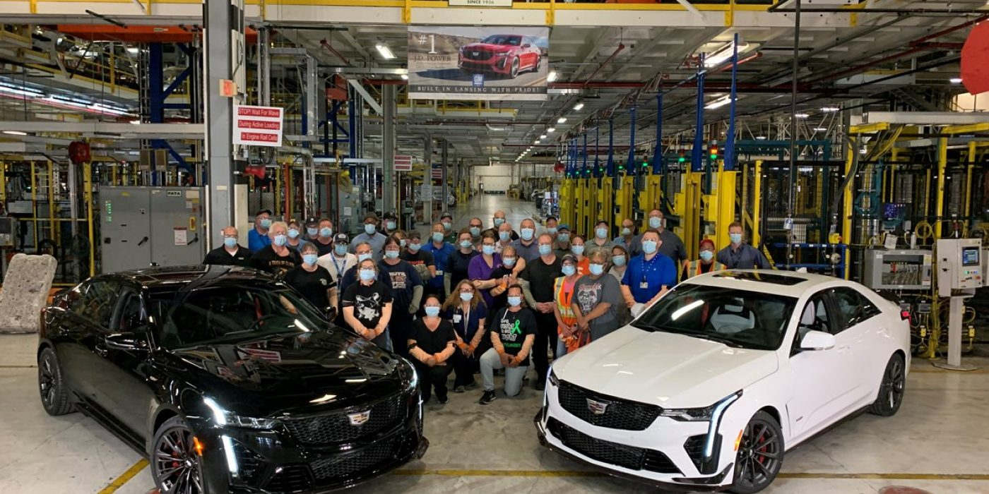 Cadillac Blackwing Buyers Younger Than Those Of Regular Cadillacs