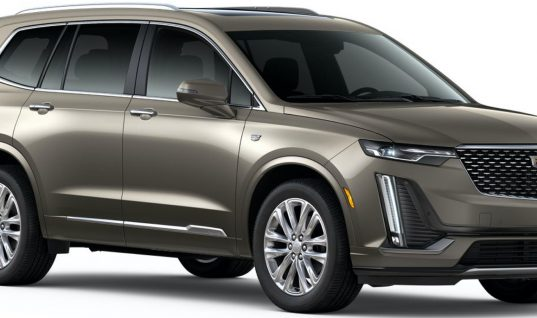 2022 Cadillac XT6 Gets New Latte Color: First Look