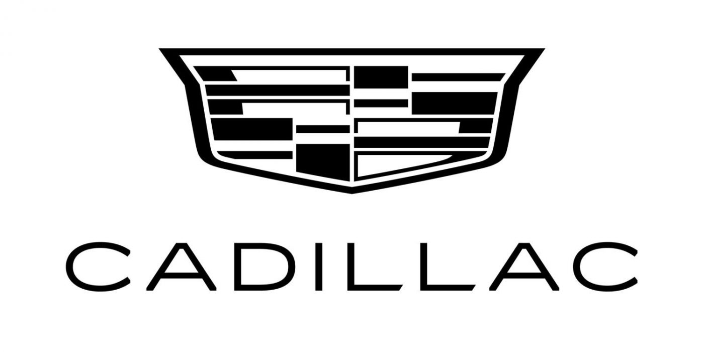 Cadillac Rolls Out New Two-Dimensional Monochromatic Badge