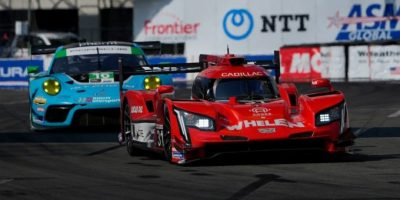 Cadillac Extends IMSA Points Lead With 1-2-3 Finish At Long Beach